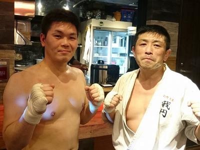 TFC参戦! 2018年3月 尊師vsヨコタマン