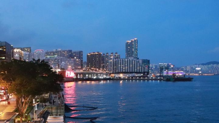 中川達彦 香港観光